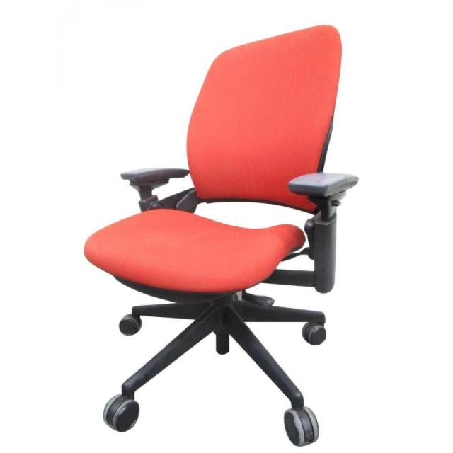 steelcase(スチールケース) リープV2チェア レッド